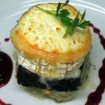 Inch House Traditional Black Pudding & Gortnamona Goat's Cheese