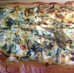 Spinach-n-Cheese-Pie